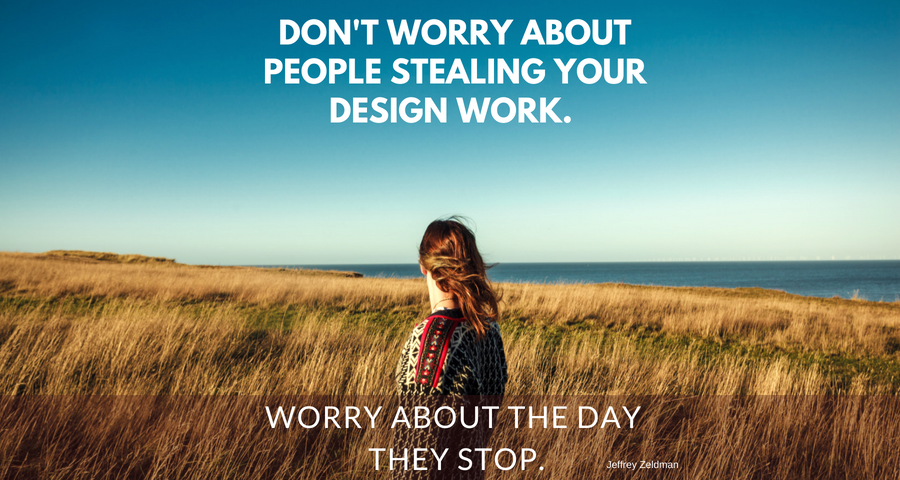 Design Work – Thursday's Thought of the Day
